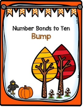 Number Bonds to 10 Bump