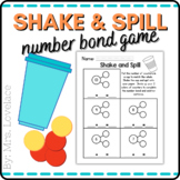 Number Bonds to 10:  Shake and Spill Game