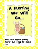 Number Bonds to 20 - A Hunting We Will Go -