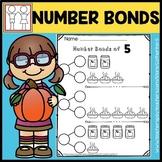 Number Bonds to 5