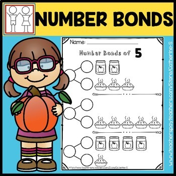 Number Bonds to 5
