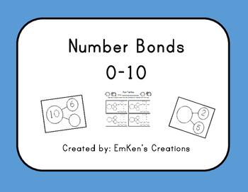Number Bonds to Ten