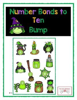 Number Bonds to Ten Bump