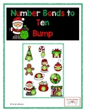 Number Bonds to Ten Bump Christmas