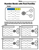 Number Bonds with Fact Families