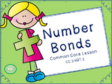 Number Bonds with Missing Numbers Lesson