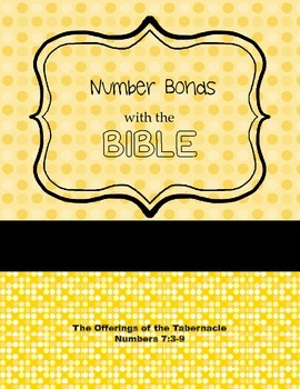 Number Bonds with the Bible