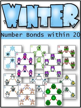 Number Bonds within 10 and 20