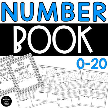 Number Book 0-20