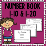Number Book 1-10 and 1-20