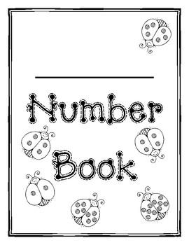 Number Book 1-10