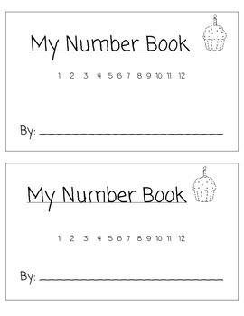 Number Book 1-12