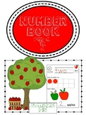 Count to Ten Number Book Apples-CCA