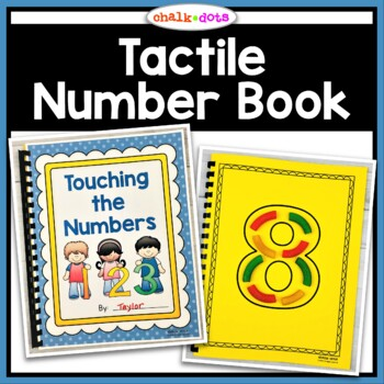 Number Book - Tactile