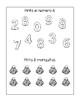 Number Booklets 6-10 Spanish Version