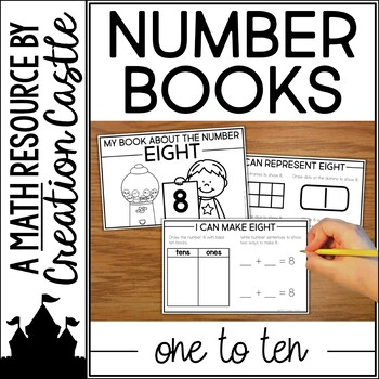 Number Books 1-10