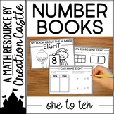Number Books 1-10