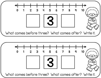 Number Books {1-10}