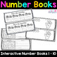 Number Books 1 - 10