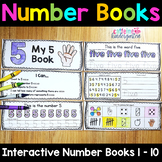 Number Books 1 - 10