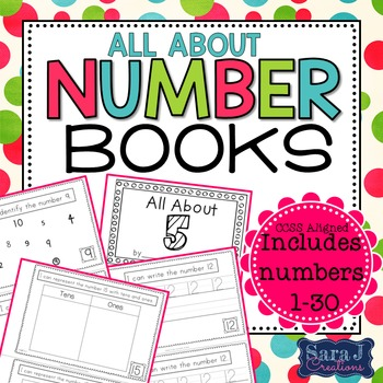 Number Books 1-30