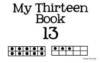 Number Books 11-20