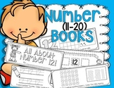 Number Books {11-20}