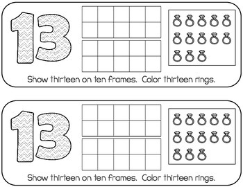 Number Books {11-20}