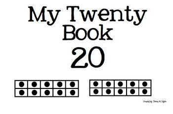 Number Books 11-20