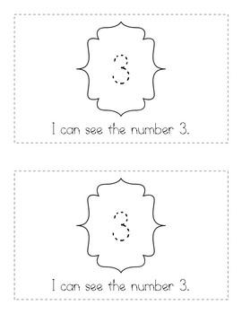 Number Books - 3 [Three]