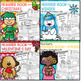 Number Books for the Year 1-20 BUNDLE No Prep for Preschool and Kindergarten