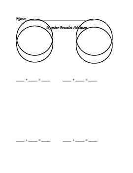Number Bracelet Addition