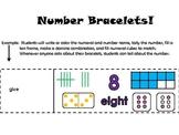 Number Bracelets!