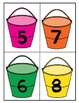 Number Buckets {A number Mix-n-Match Center Sort}