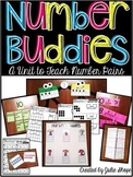 Number Buddies {A Unit to Teach Number Pairs}