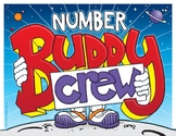 Number Buddy Crew Poster