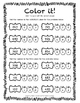 """Color It"" Place Value Worksheets"