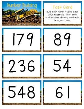 Number Building