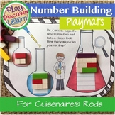 PDL's Number Building Playmats for Cuisenaire® Rods