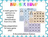 Number Bump 50-100