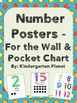 Number Bundle - Book and Posters