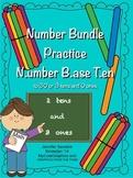 Number Bundles-Number Base Ten Practice