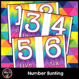 Number Bunting