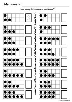 Early Addition Game - Number Bus