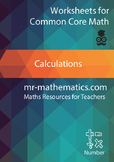 Number Calculations eBook