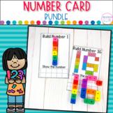 Number Card Bundle