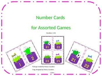 Number Card Games