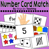 Number Card Match