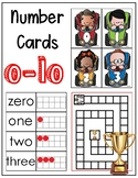 Number Card Racers