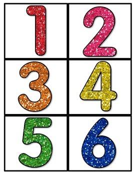 Number Card Sort (1-10)